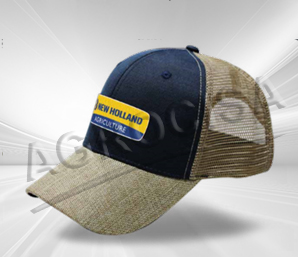 5-Gorra New Holland Agricultura
